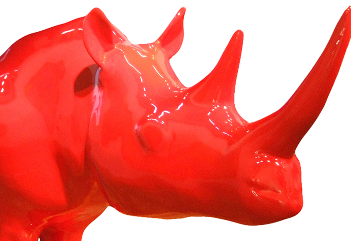 RHINOCEROS ROUGE